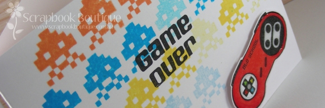 Game Over - Detail