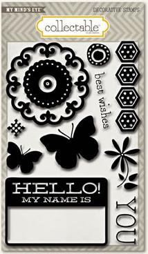 MME - Collectable - Memorable 'Hello'