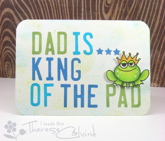 King of the Pad
