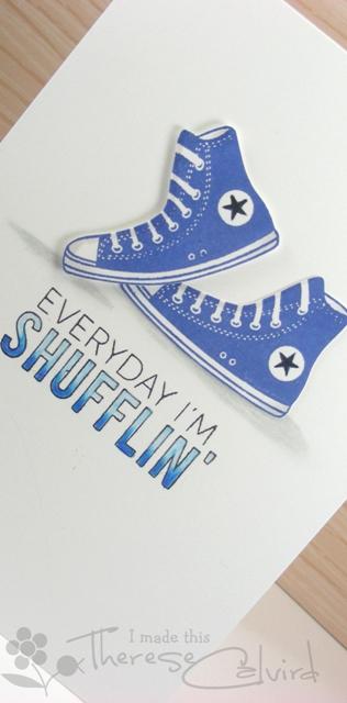 Shufflin' - Detail