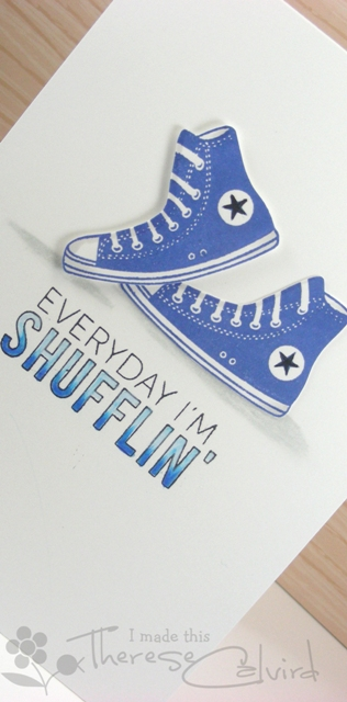 Shufflin' - Detail