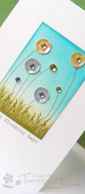 Blooming - Detail