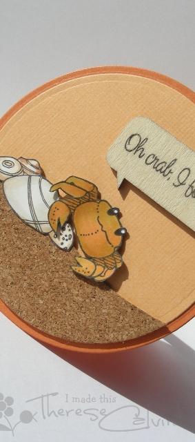 Oh Crab - Detail
