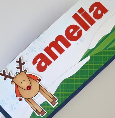 Amelia - Detail