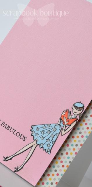 You're Fabulous - Detail