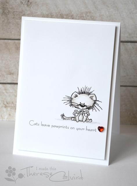 Sympathy - Pawprints