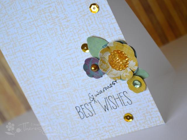 Best & Warmest Wishes - Detail