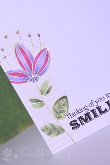 Smiling - Detail