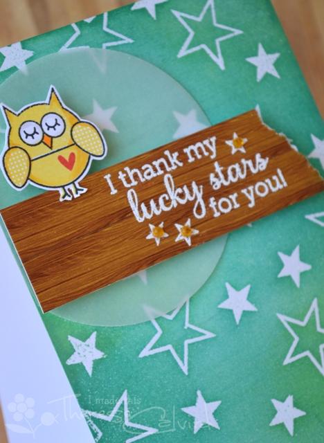Lucky Stars - Detail