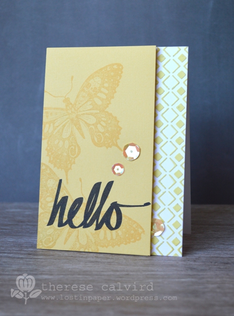how to use the fiskars compact stamp press