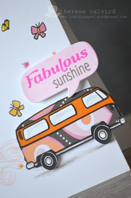 Fabulous sunshine - Detail