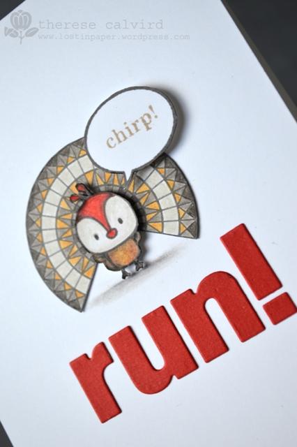 Run! - Detail