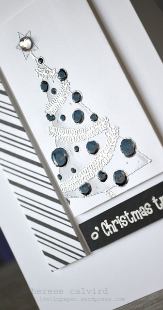 o'Christmas tree - Detail