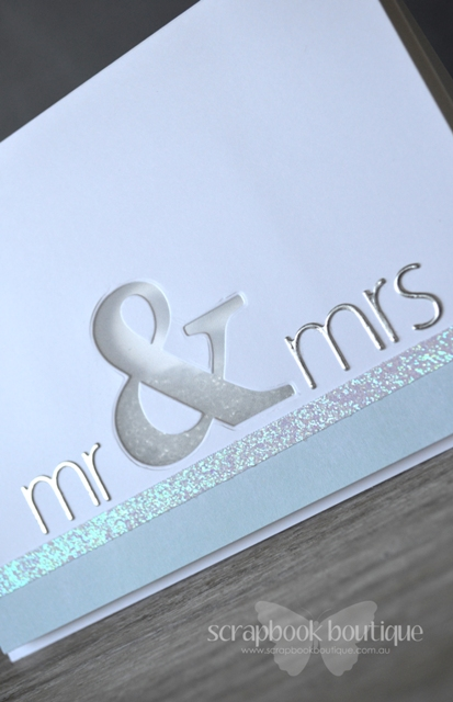 mr & mrs - Detail