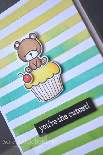 The Cutest Cupcake! - Detail