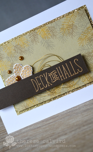 Deck the Halls - Detail