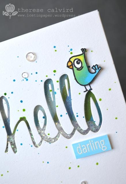 Hello Darling - Detail