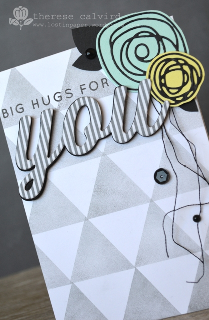 Big Hugs - Detail