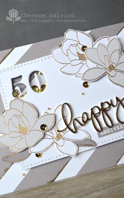 Golden Anniversary - Detail