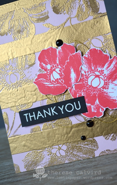 Thank You - Detail
