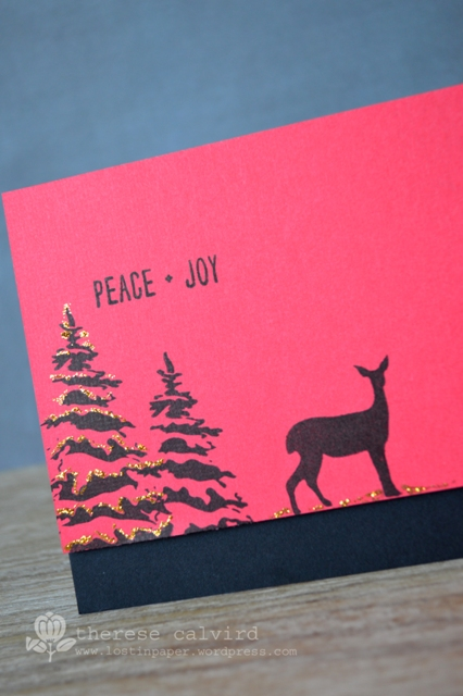 Peace - Joy - Detail