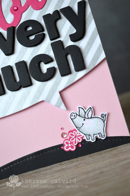 oink you - Detail