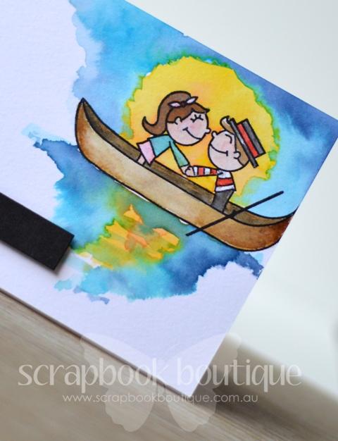 Dreamboat - Detail