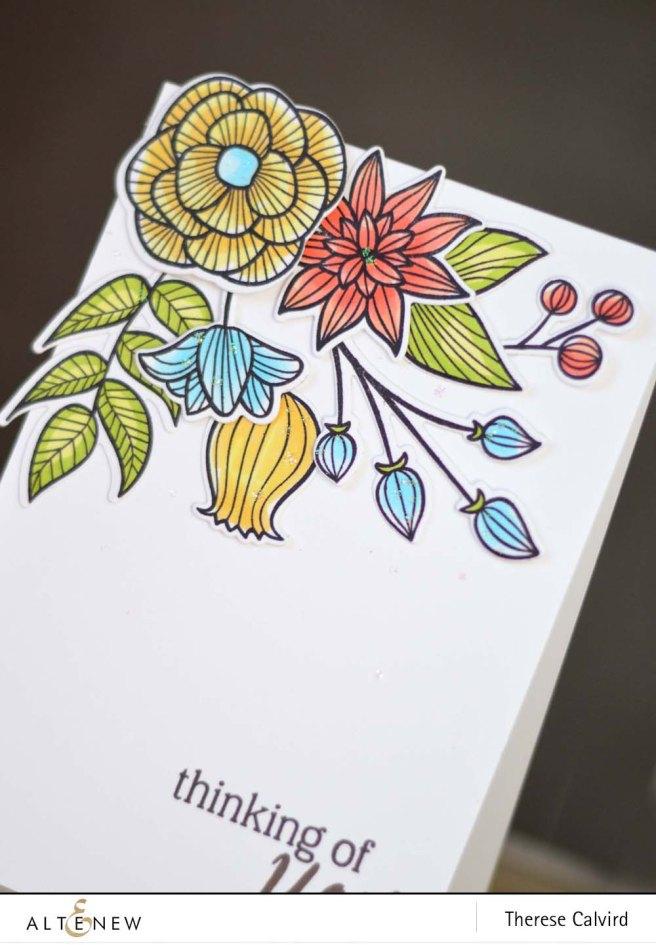 Lostinpaper Altenew Striped Florals Painted Rose MISTI (1) copy