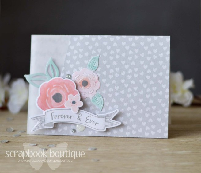 Lostinpaper - Cocoa Vanilla Studio - Love Always - Die cut Ephemera - Sparkles Enamel Dots (video)