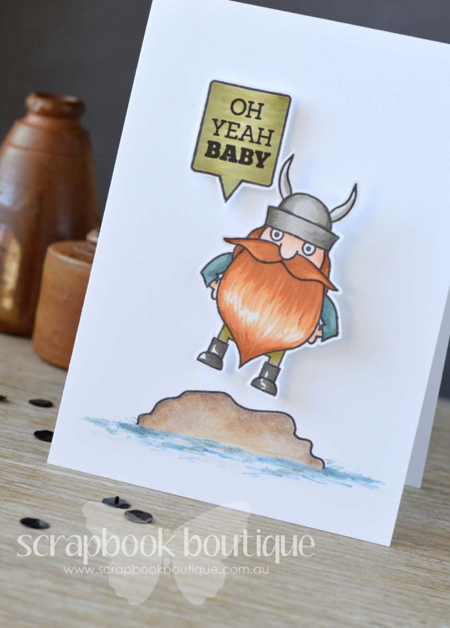 lostinpaper-avery-elle-viking-dreamboat-mama-elephant-bling-action-wobble-card-video-1