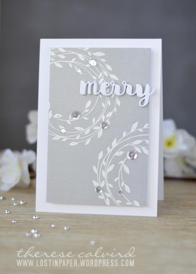 lostinpaper-hero-arts-wreath-of-leaves-avery-elle-holy-jolly-die-christmas-card-video-2
