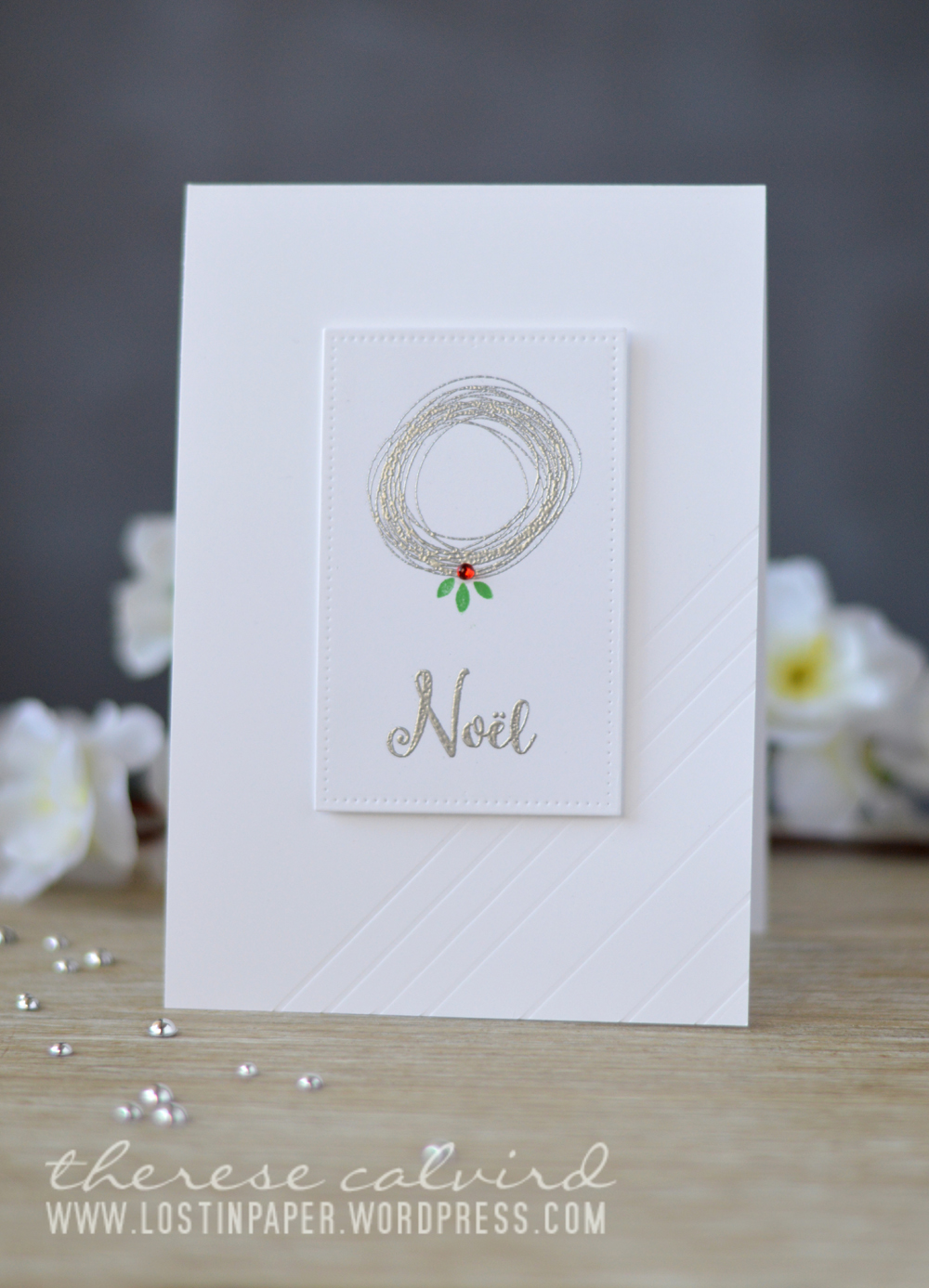 lostinpaper-penny-black-lets-chat-avery-elle-christmas-florals-christmas-card-video-1