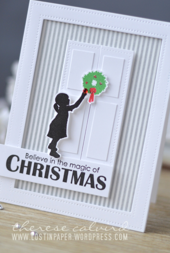 lostinpaper wplus9 iconic christmas annabelle stamps merry messages - Annabelle Christmas