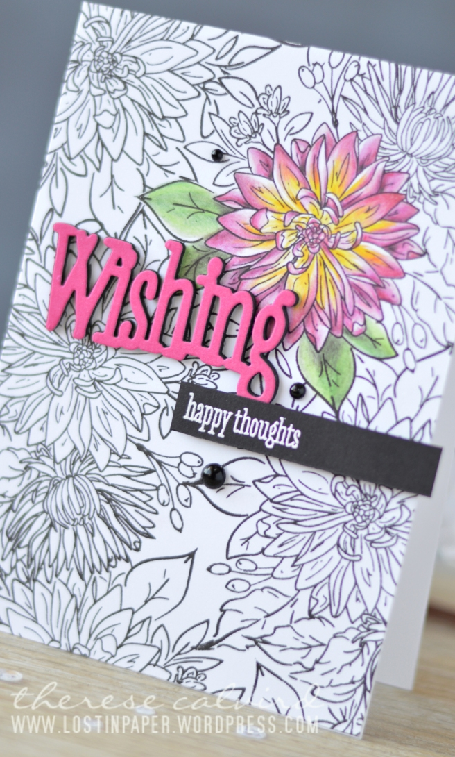lostinpaper-wplus9-beautiful-bouquet-sending-hoping-wishing-card-video-1