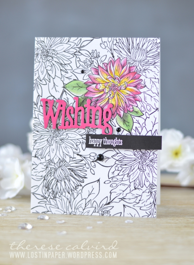 lostinpaper-wplus9-beautiful-bouquet-sending-hoping-wishing-card-video-2