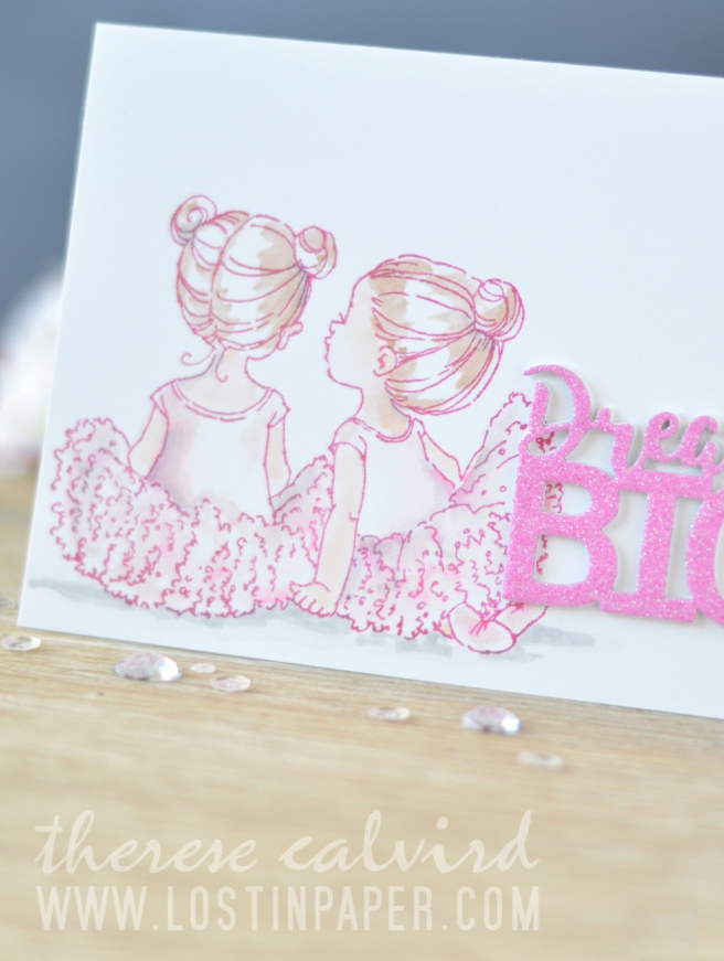Lostinpaper - Penny Black - Whispers - Dream Big (card video) 1