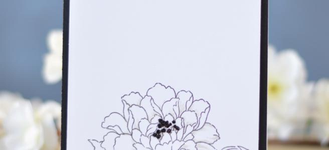 Altenew - Coral Charm - Sketchy Landmarks - Lostinpaper (card video) 2 copy