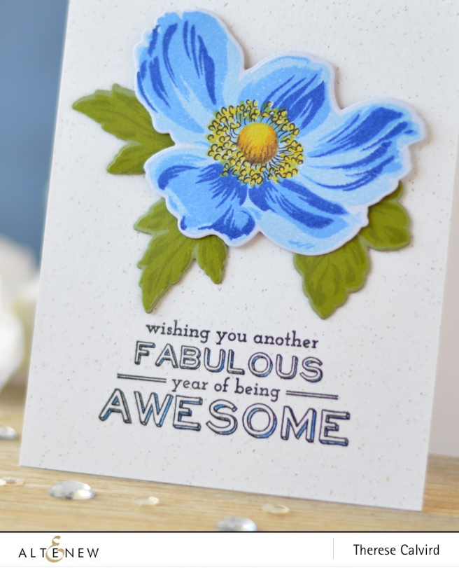 Altenew - BAF - Anemone - Birthday Bash - Lostinpaper (card) 1 copy