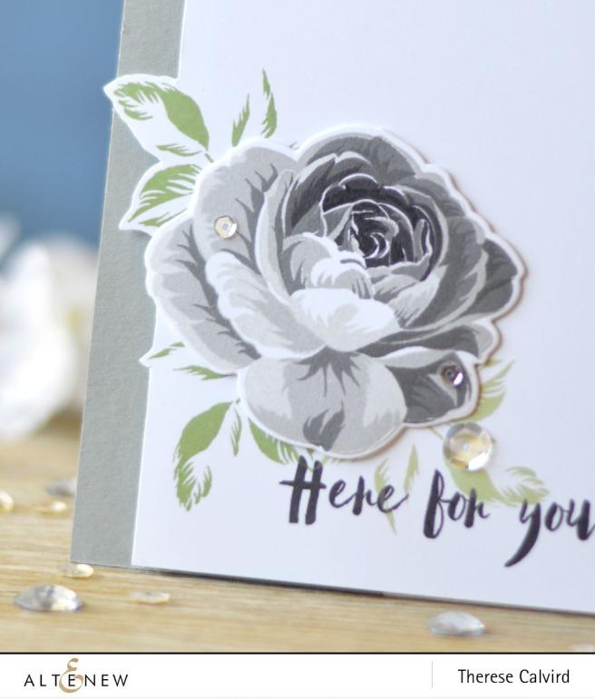 Altenew - BAF - Rose - Bamboo Rose - Lostinpaper (card video) 1 copy