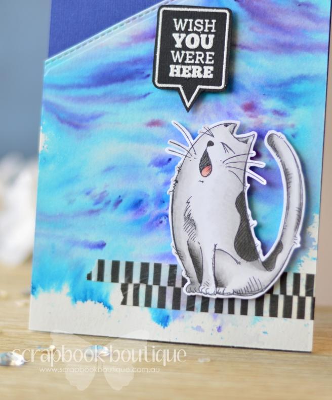 Lostinpaper - Katzelkraft - Mama Elephant - MFT (card video) 1