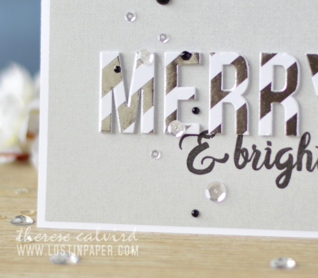 Lostinpaper - MFT - Altenew (card video) 1