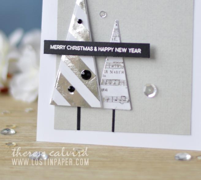 Lostinpaper - Penny Black - Altenew (card video) 3