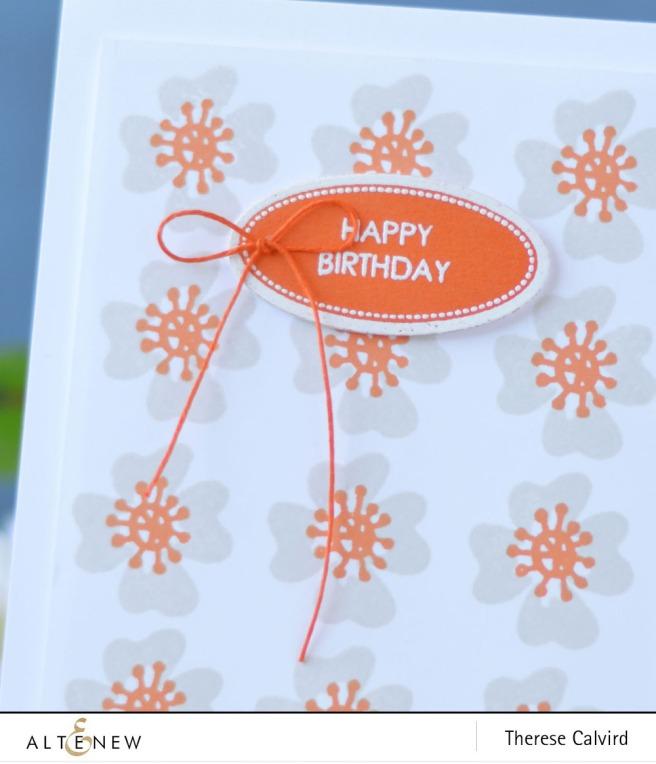 Altenew - Heart Flowers - Dot Labels - Lostinpaper (card) 1 copy