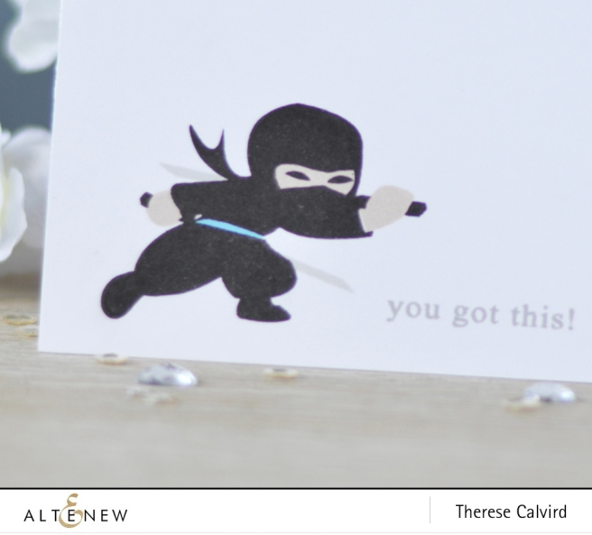 Altenew - Ninja Invasion - Lostinpaper (card video) 1 copy