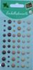 Enamel Dots - Brown