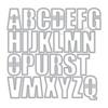 Caps Bold Alphabet Die