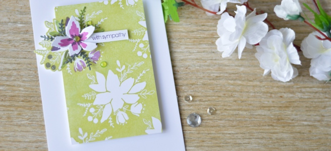 Lostinpaper - Concord & 9th - Blooms Fill-In (card video) thumbnail