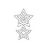 Halftone Stars