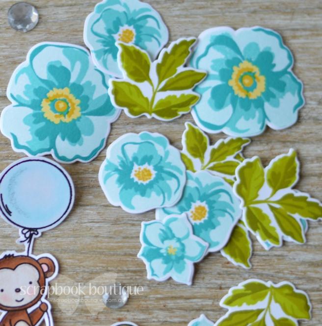 Lostinpaper - Altenew - Flower Arrangement - Neat & Tangled - Wild Ones (card video) 1