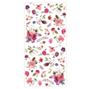 Floral Flurries Washi